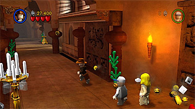 Lego Indiana Jones The Original Adventures Review For Playstation 3
