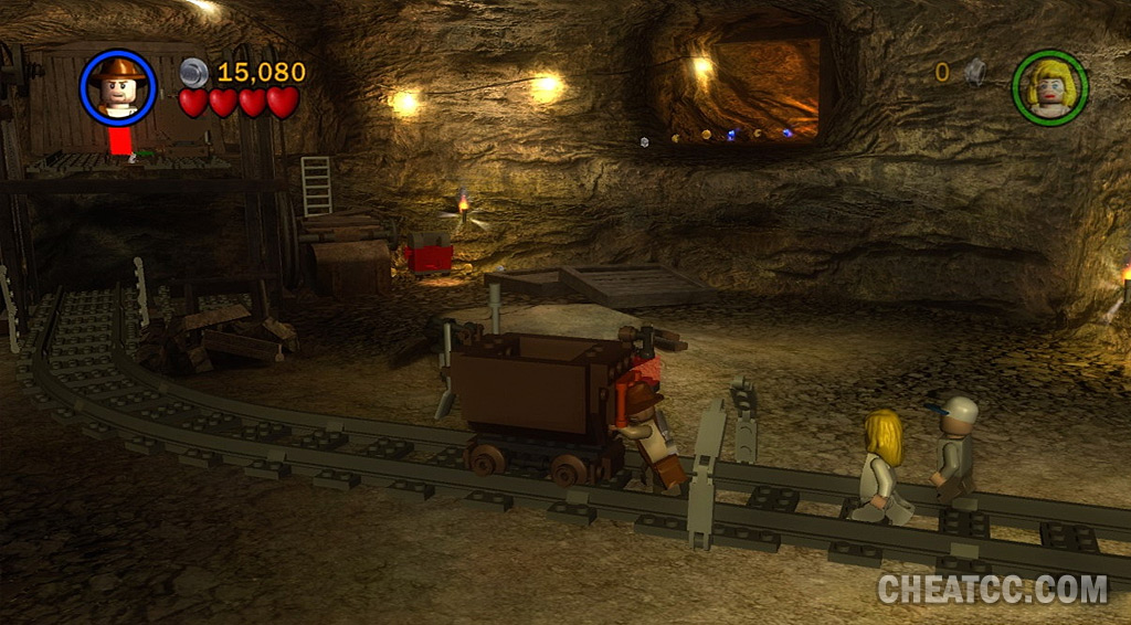 Lego Indiana Jones: The Original Adventures Review for the Nintendo Wii