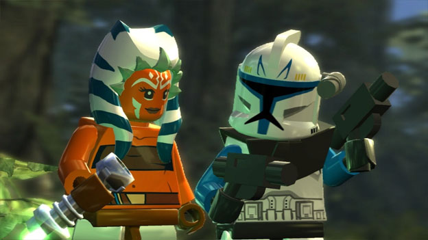 Lego Star Wars III: The Clone Wars Screenshot