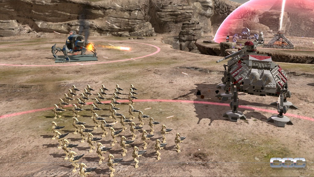 LEGO Star Wars III: The Clone Wars Review for Xbox 360 - Cheat Code ...