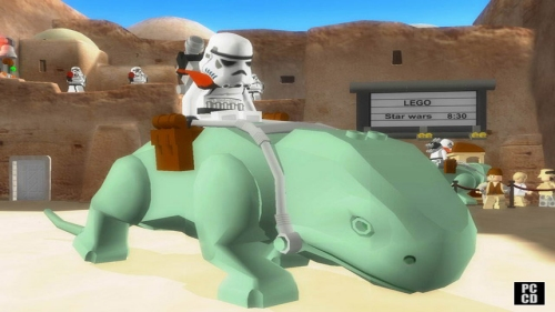 Lego Star Wars 2 screenshot