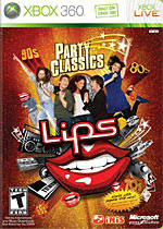 Lips: Party Classics box art