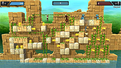 Lode Runner screenshot