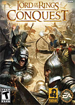 Lord of the Rings: Conquest box art