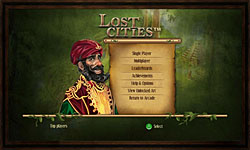 Lost Cities screenshot