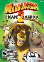 Madagascar: Escape 2 Africa box art