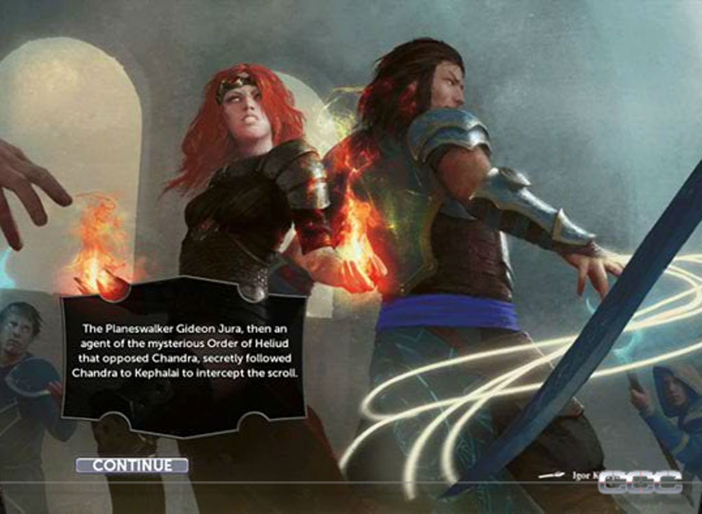 Magic the Gathering: Duels of the Planeswalkers 2012 image