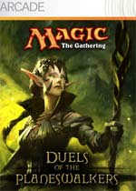 Magic the Gathering: Duels of the Planeswalkers box art