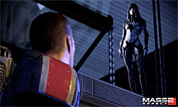 Mass Effect 2: Kasumi - Stolen Memory screenshot