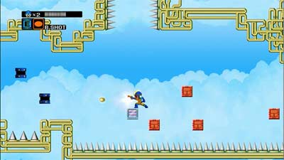 Mega Man Universe screenshot