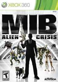 Men in Black: Alien Crisis Box Art