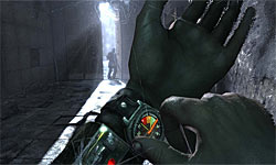 Metro 2033 screenshot