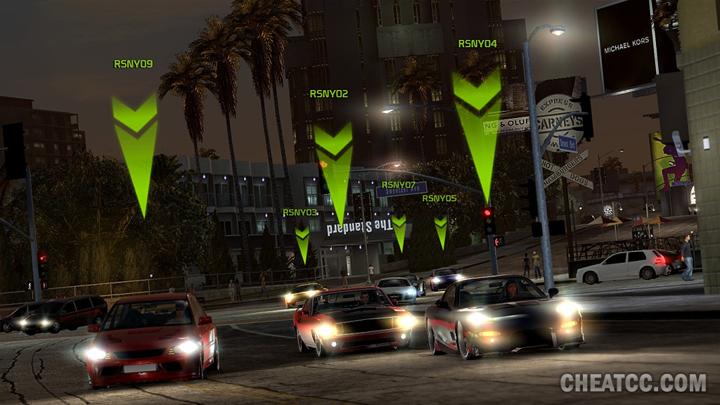Mercedes Los Angeles >> Midnight Club: Los Angeles Review for PlayStation 3 (PS3)