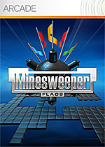 Minesweeper Flags box art