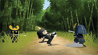 Mini Ninjas screenshot