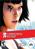 Mirror's Edge box art