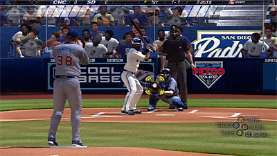 Major League Baseball 2K7 screenshot