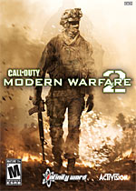 Call of Duty: Modern Warfare 2 box art