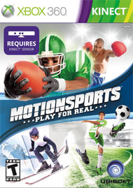 Motion Sports box art