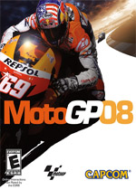 Moto GP 08 box art