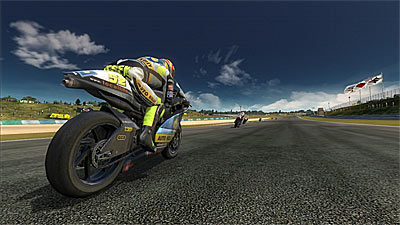 MotoGP 09/10 screenshot