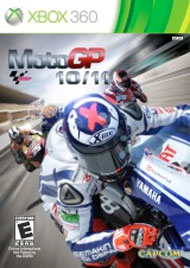 MotoGP 10/11 Box Art