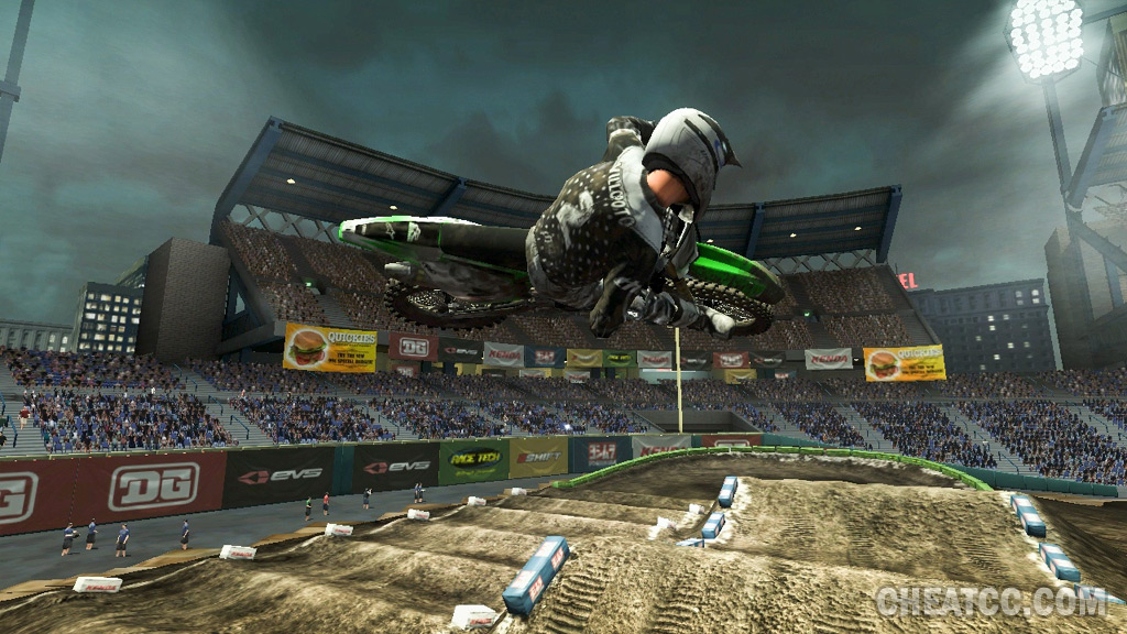 Mx Vs Atv Reflex Hands On Preview For Playstation 3 Ps3