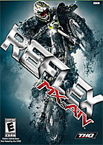 MX vs. ATV: Reflex box art