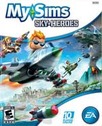 MySims SkyHeroes box art
