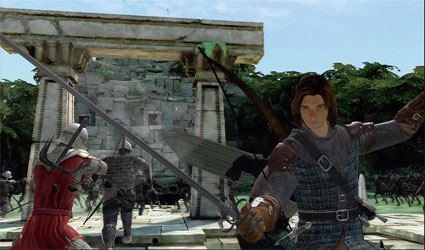 The Chronicles of Narnia: Prince Caspian screenshot