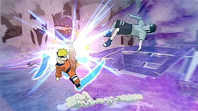 Naruto: Rise of a Ninja screenshot