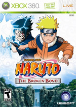 Naruto: The Broken Bond box art