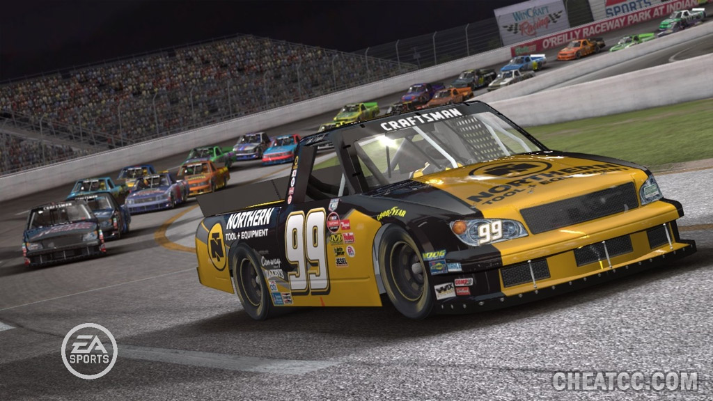 NASCAR 09 Review for PlayStation 3