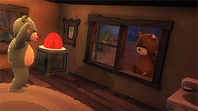 Naughty Bear screenshot