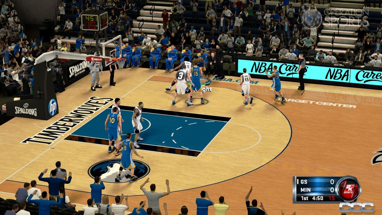 NBA 2K13 Has Pre-Game Rituals - Operation Sports