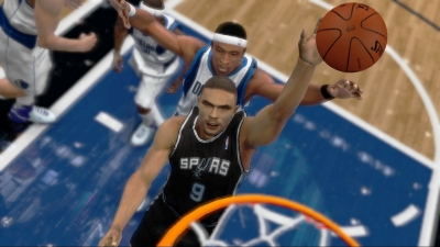 NBA 2K7 screenshot