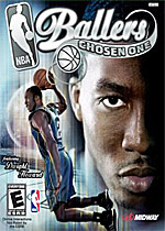 NBA Ballers: Chosen One box art