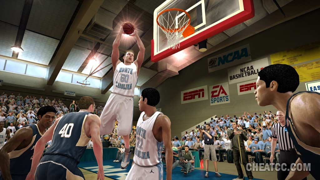 ncaa basketball 09 review for xbox 360