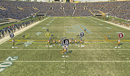NCAA Football 09 screenshot