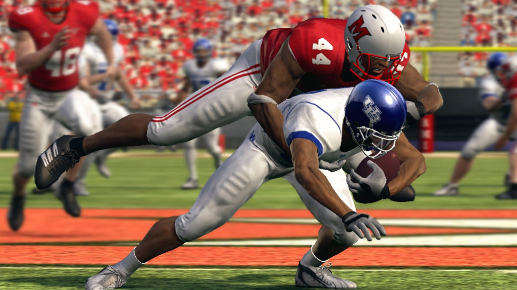 NCAA Football 10 Review for PlayStation 3 (PS3)