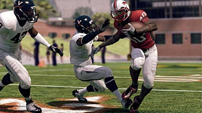 NCAA Football 11 screenshot