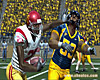 NCAA Football 08 screenshot - click to enlarge