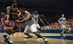 NCAA March Madness 07 screenshot