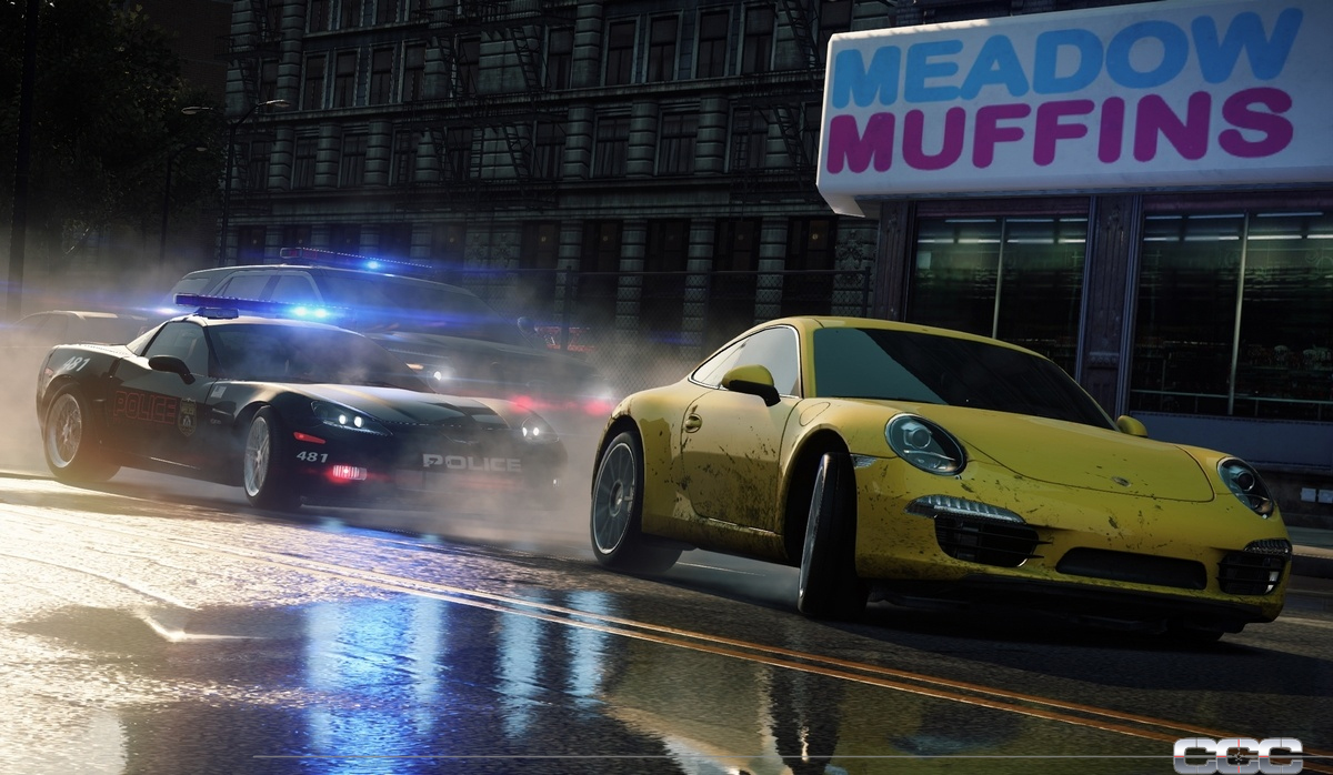 Need For Speed Most Wanted Slideshow For Xbox 360
