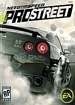 Need for Speed: ProStreet box art