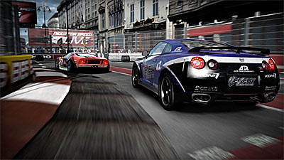 Need for Speed SHIFT screenshot