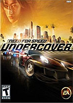 Need for Speed Undercover box art