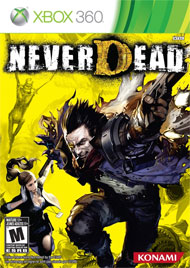 NeverDead Box Art