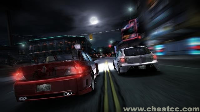 nfs carbon ps3 all cars cheat