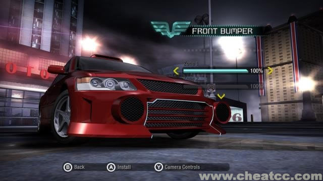 Need For Speed Carbon Review Preview For Playstation 2 Ps2
